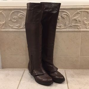 SAKS Over the Knee Boots
